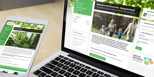 Website Design in Haywards Heath, Blue Pixel Design Ltd